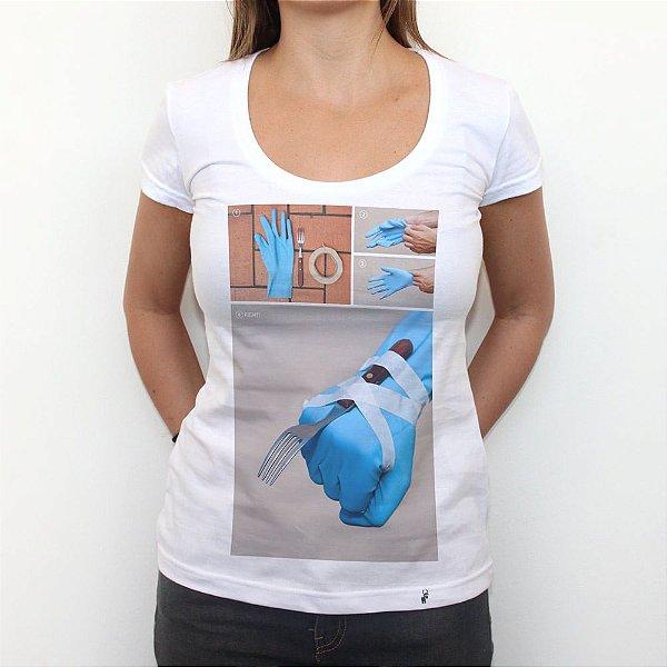 Wolverine - Camiseta Clássica Feminina
