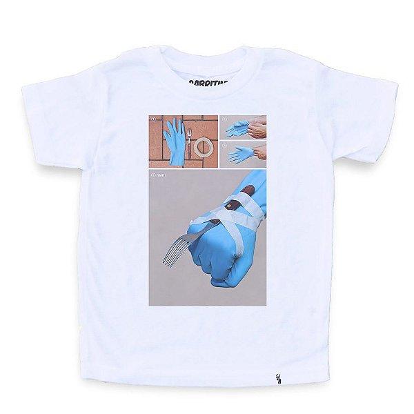 Wolverine - Camiseta Clássica Infantil