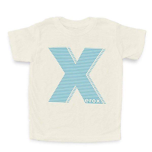 Xerox - Camiseta Clássica Infantil