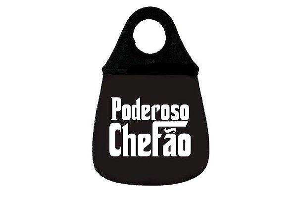 LIXEIRA PARA CARRO PODEROSO CHEFÃO