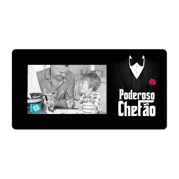 PORTA RETRATO PODEROSO CHEFÃO
