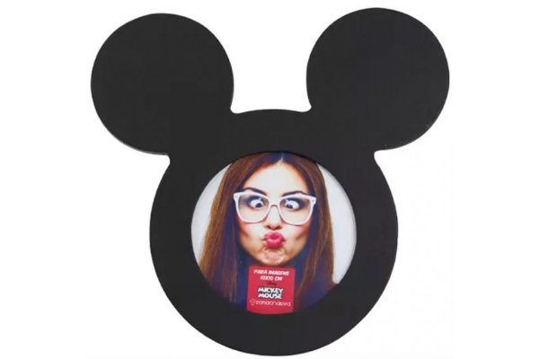 PORTA RETRATO MICKEY FACE