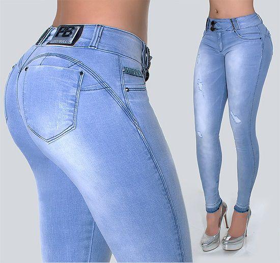 Calça Pit Bull Jeans C/ Bojo Ref. 26114