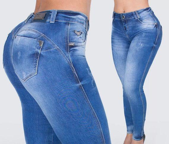 Calça Pit Bull Jeans C/ Bojo Ref. 26721