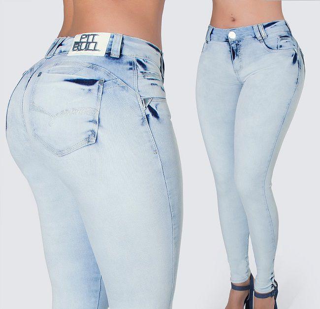 Calça Pit Bull Jeans C/ Bojo Ref. 26566