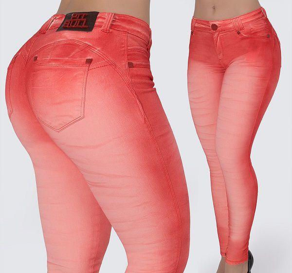 Calça Pit Bull Jeans C/ Bojo Ref. 26360