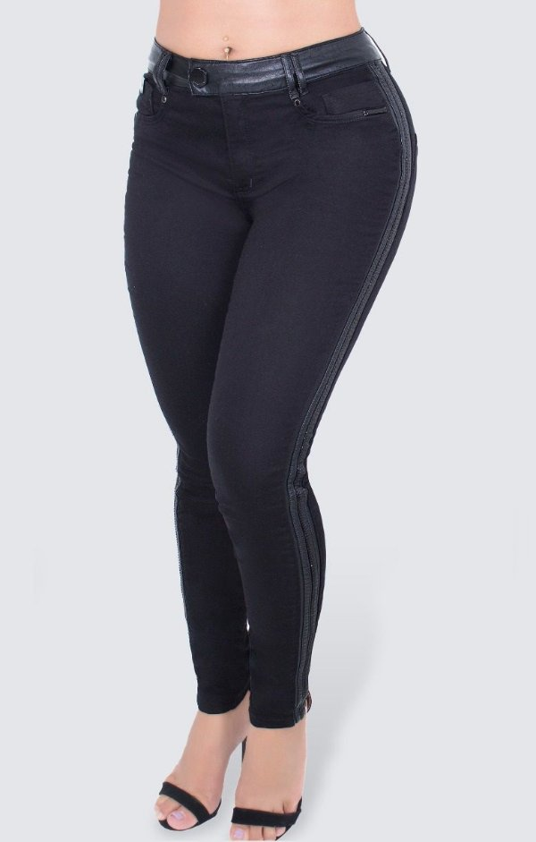 Calça Pit Bull Jeans Hot Pants C/ Bojo Ref. 28743