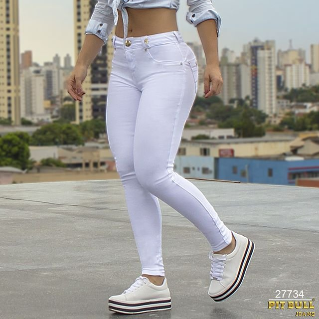 Calça Pit Bull Jeans C/ Bojo Ref. 27734
