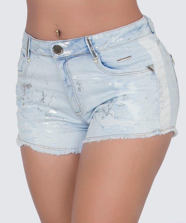 Shorts Pit Bull Jeans C/ Bojo Ref. 27644