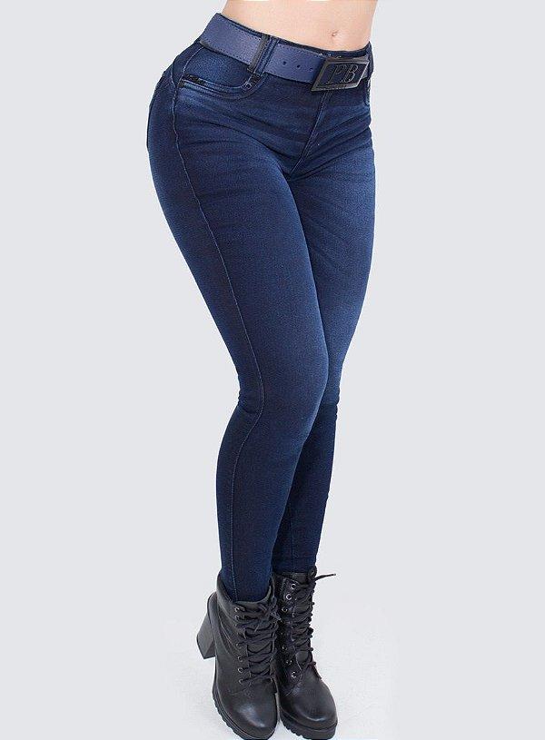 Calça Hot Pants Pit Bull Jeans C/ Bojo Ref. 26735
