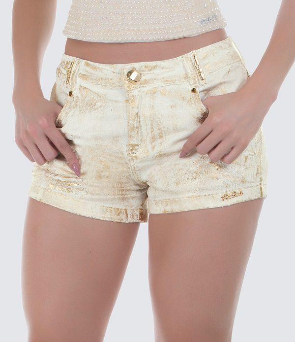 Shorts Pit Bull Jeans C/ Bojo Ref. 26933