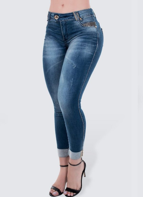 Calça Pit Bull Jeans C/ Bojo Ref. 27923