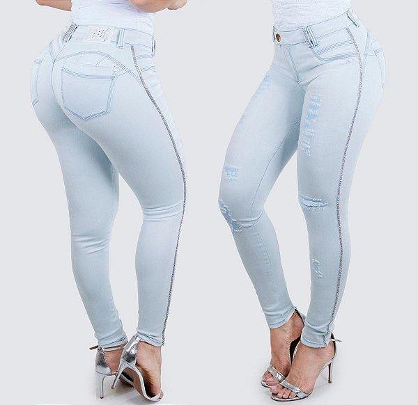 Calça Pit Bull Jeans C/ Bojo Ref. 29157