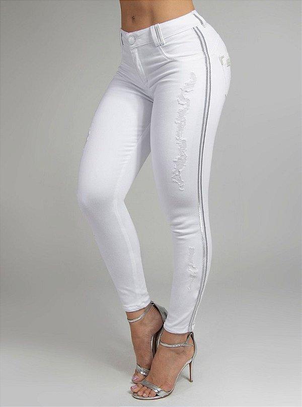 Calça Hot Pants Pit Bull Jeans Ref. 27916