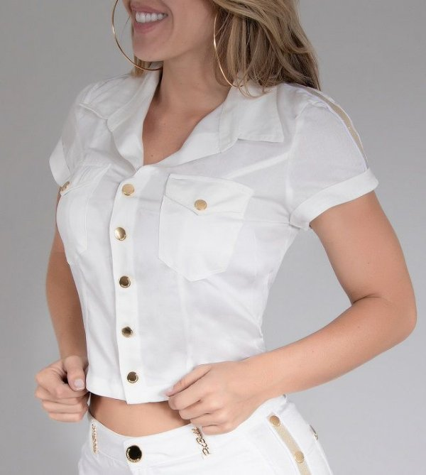 Blusa Pit Bull Jeans Ref. 28007