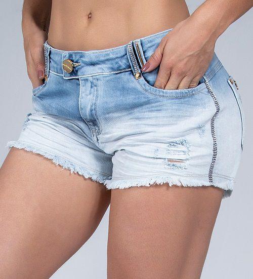 Short Pit Bull Jeans Ref. 31108