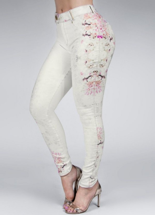 Calça Hot Pants Pit Bull Jeans Ref. 28110