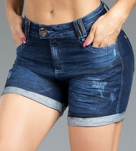 Short Pit Bull Jeans Ref. 31435