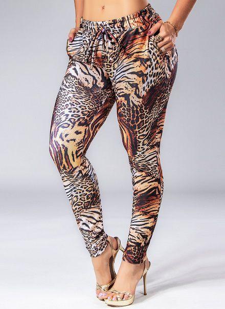 Calça Jogger Pit Bull Jeans Ref. 30180
