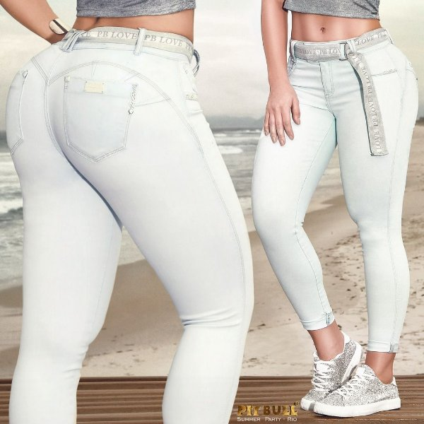 Calça Pit Bull Jeans Ref. 32355
