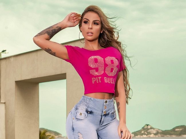 Blusa Pit Bull Jeans Ref. 31518r