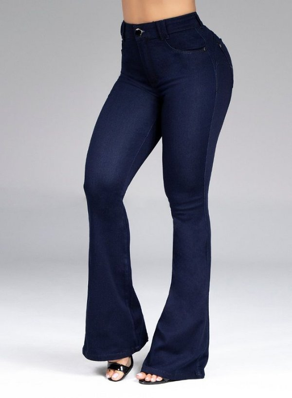 Calça Flare Pit Bull Jeans Ref. 34644
