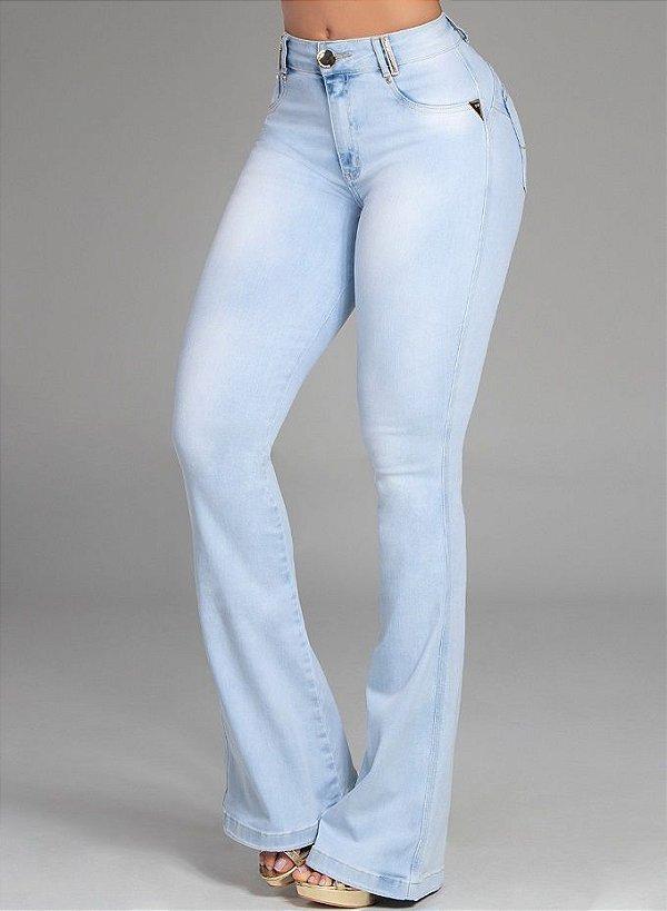 Calça Flare Pit Bull Jeans Ref. 33148