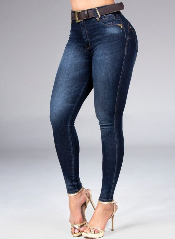 Calça Hot Pants Pit Bull Jeans Ref. 34191