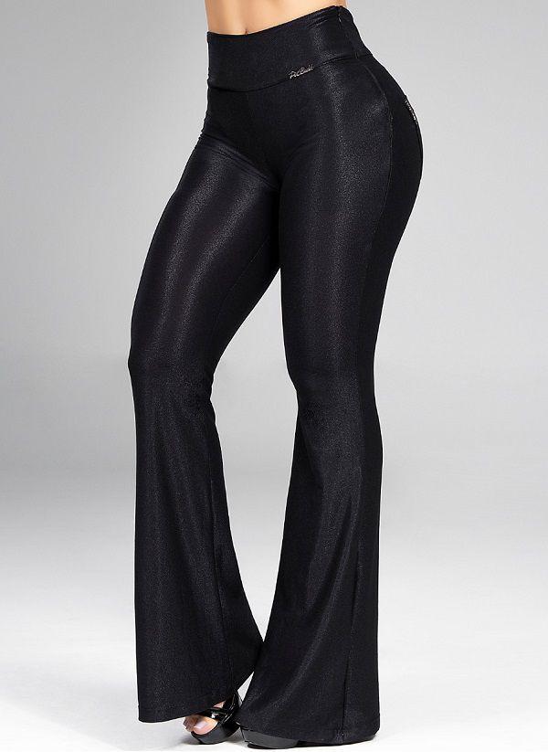 Calça Flare Pit Bull Jeans Ref. 32962