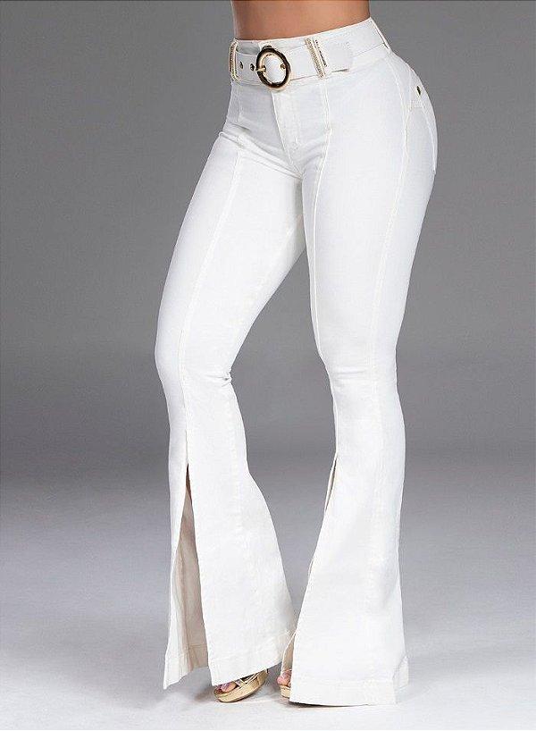 Calça Flare Pit Bull Jeans Ref. 33572