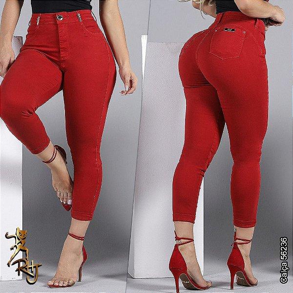 Calça Rhero Vermelha C/Bojo Ref 56236