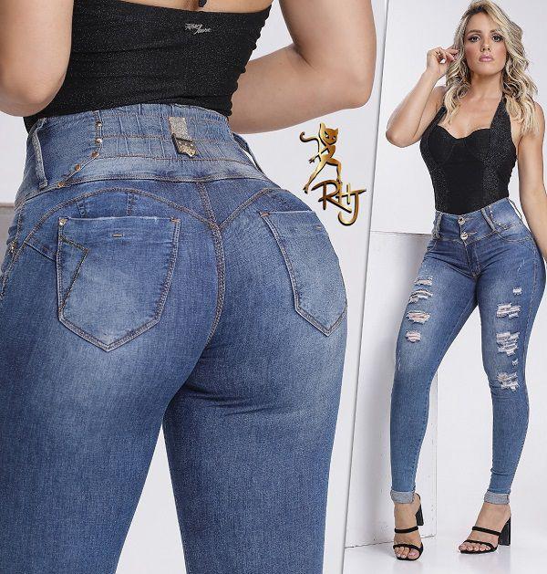 Calça Rhero Jeans C/Bojo ref. 56250