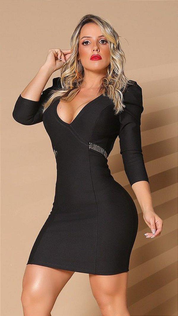 Vestido Rhero de Malha 11211