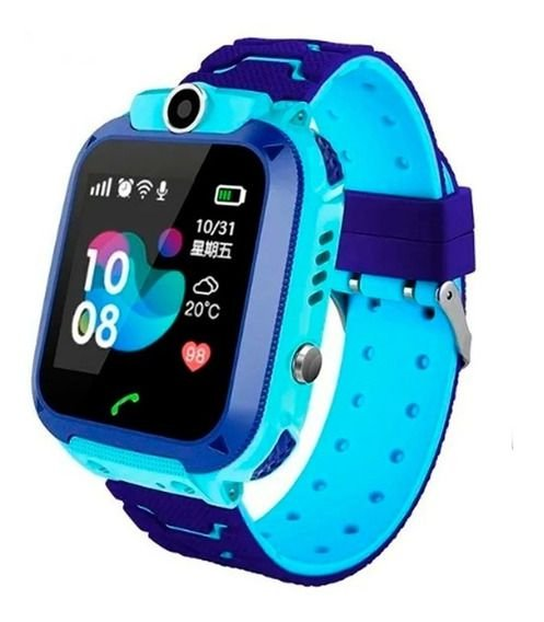 Relógios Inteligentes Infantil Anatel - Inova
