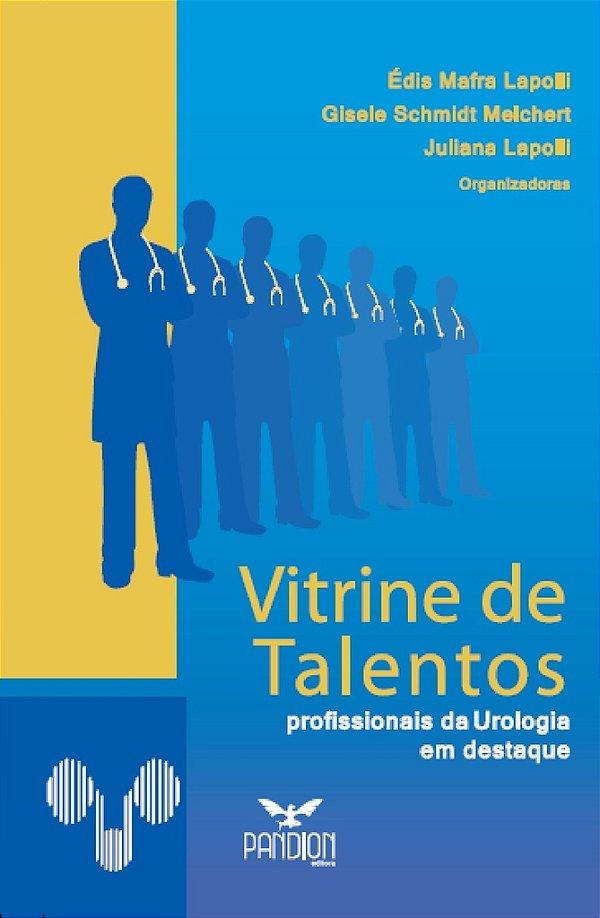 Vitrine de talentos: profissionais da urologia em destaque