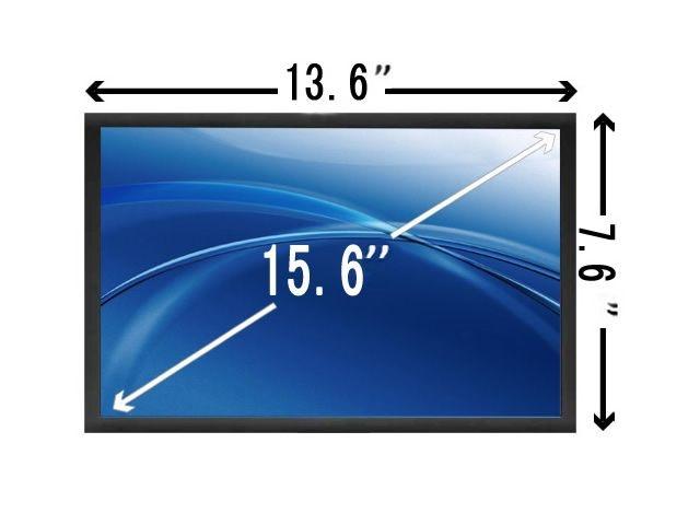 Tela 15.6 Led Padrão Resolução 1366x768 40 Pinos Esquerda