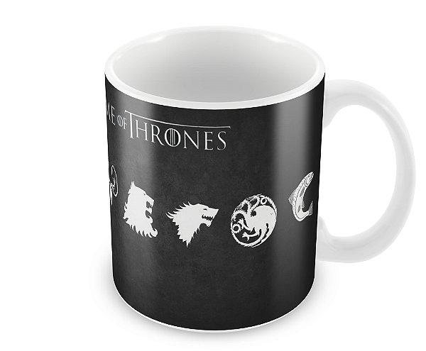 Game of Thrones - Principais casas