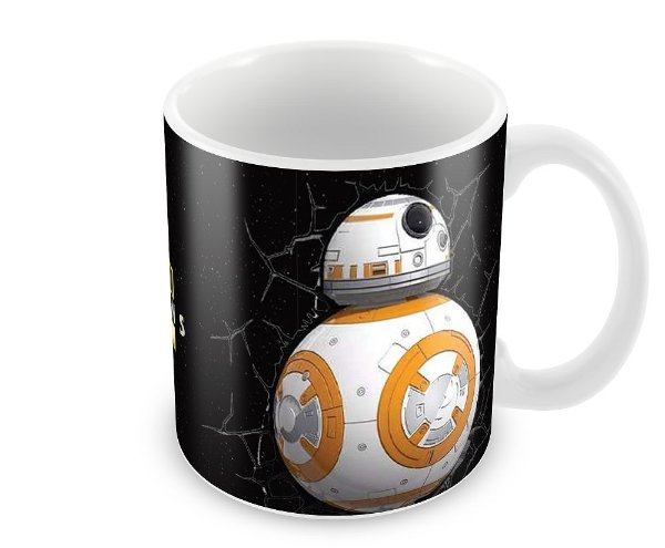 Caneca BB-8 Star Wars