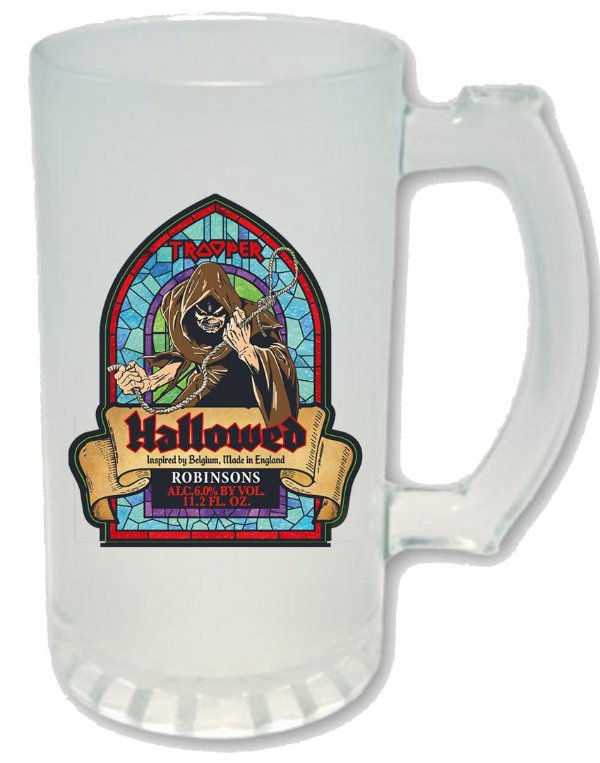 Chopp Hallowed Iron Maiden