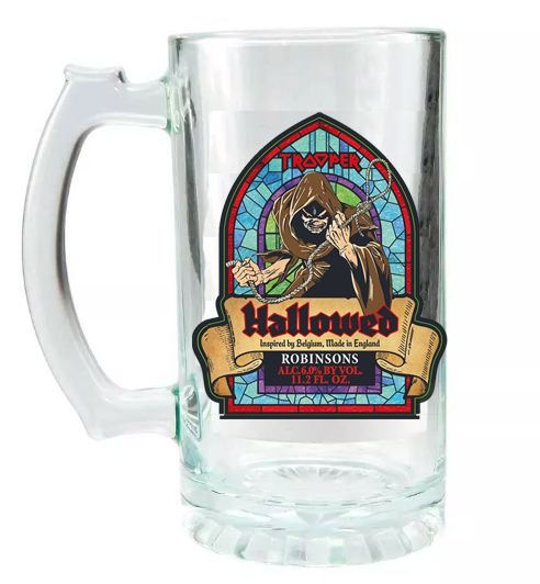 Chopp Transp Hallowed Iron Maiden