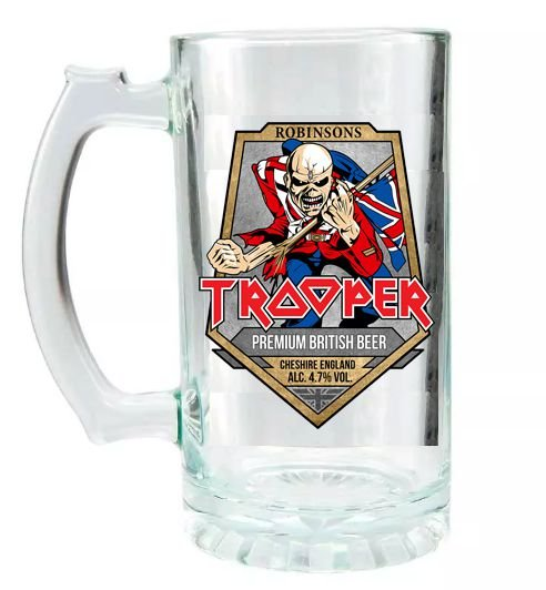 Chopp Trooper Iron Maiden 2
