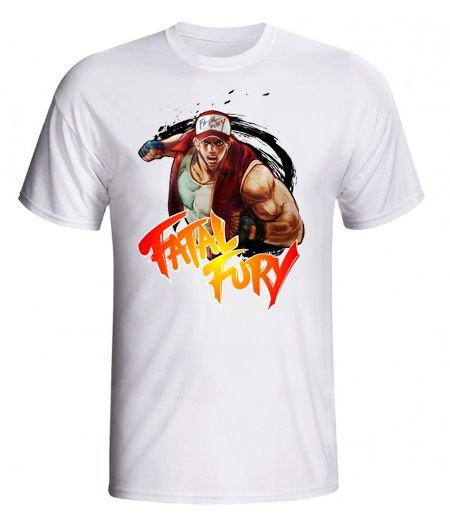 Fatal Fury - Terry