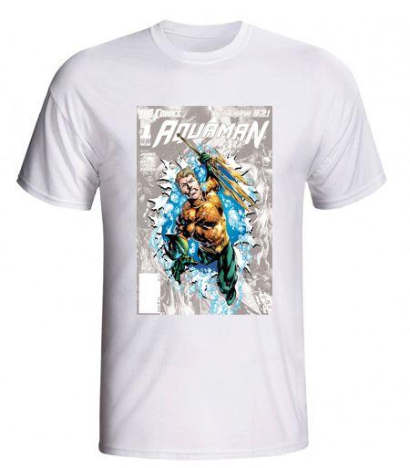 Aquaman - Quadrinhos