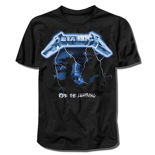 Metallica - Ride the Lightining
