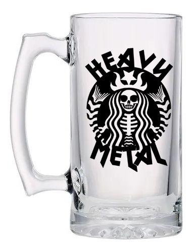 Chopp Heavy StarBucks Metal