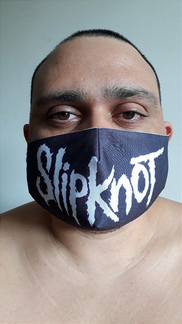 Máscara Slipknot logo
