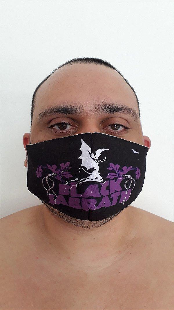 Máscara Black Sabbath Demon