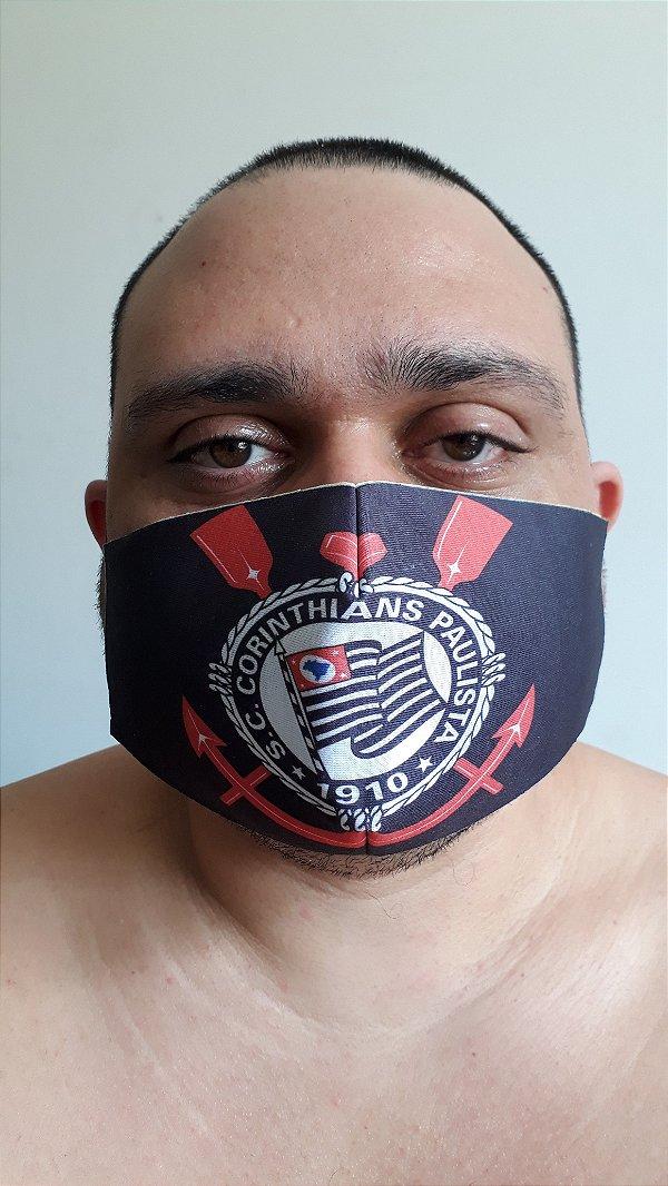 Máscara Timão