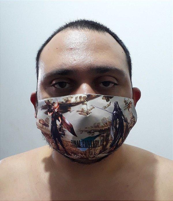 Máscara Final Fantasy VII