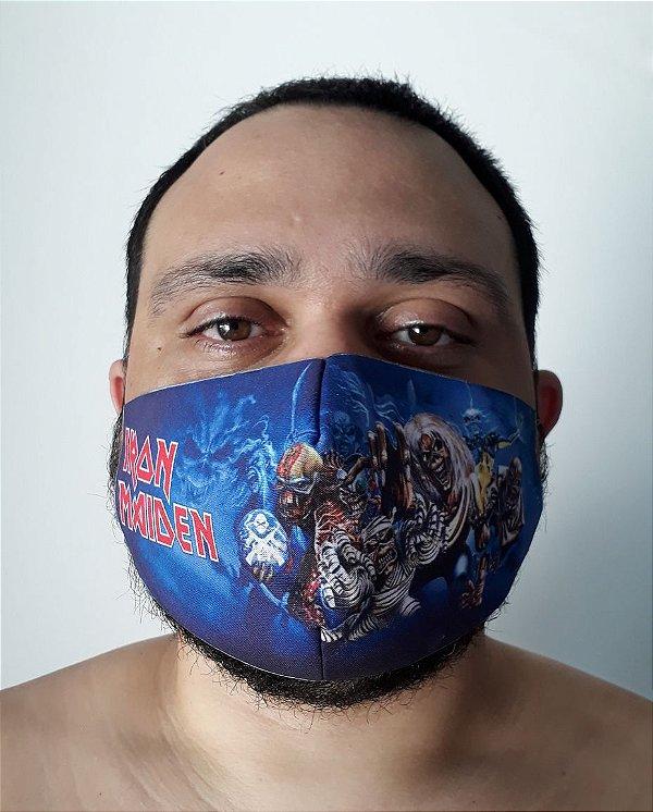 Máscara Eddies Attack
